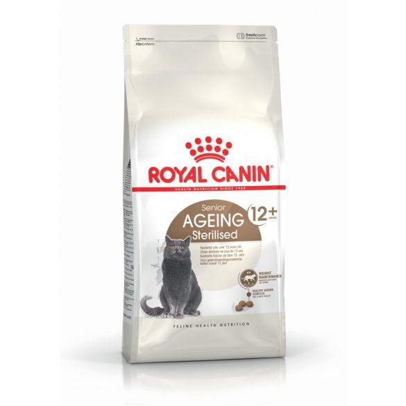 ROYAL CANIN FHN AGEING STERILISED 12+ (4kg)