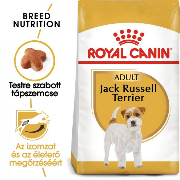 ROYAL CANIN JACK RUSSELL TERRIER ADULT 500g Száraz kutyatáp