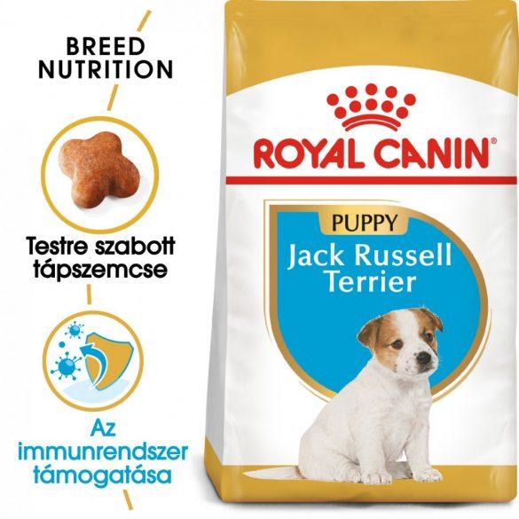 ROYAL CANIN JACK RUSSELL TERRIER PUPPY 500g Száraz kutyatáp