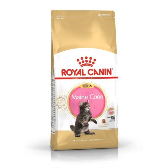 ROYAL CANIN MAINE COON KITTEN 2kg Macska száraztáp