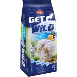 Panzi GetWild 15kg Adult Sensitive Bárány