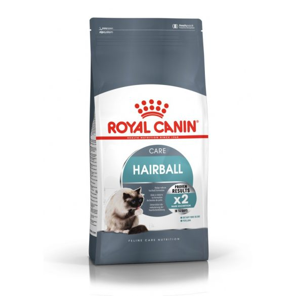 ROYAL CANIN HAIRBALL CARE 400g Macska száraztáp