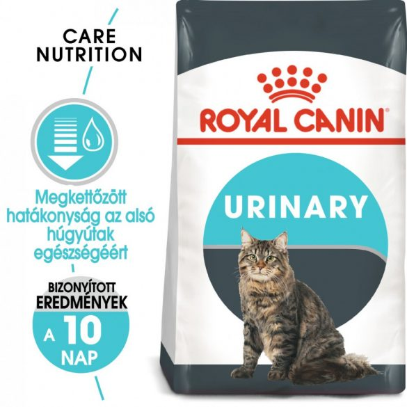 ROYAL CANIN URINARY CARE 10kg Macska száraztáp