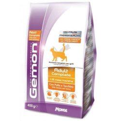 Gemon Cat 400g száraz Adult csirke + pulyka