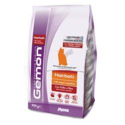 Gemon Cat 400g száraz Hairball