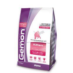 Gemon Cat 400g száraz Kitten
