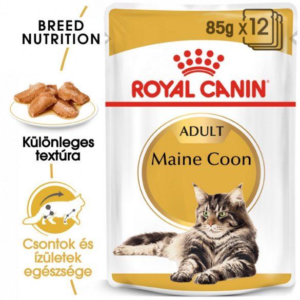 ROYAL CANIN MAINE COON ADULT  12x85g Alutasakos macskaeledel
