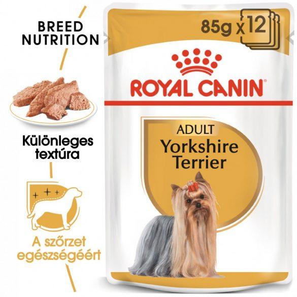 ROYAL CANIN BHN YORKSHIRE TERRIER ADULT (12*85g) (1,02kg)