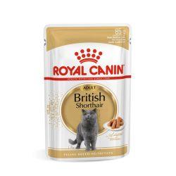 ROYAL CANIN FBN BRITISH SHORTHAIR ADULT (12*85g) (1,02kg)