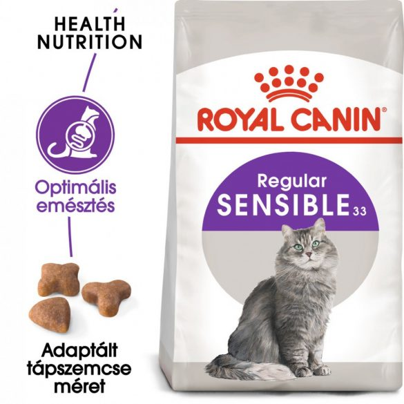ROYAL CANIN FHN SENSIBLE 33 (10kg)