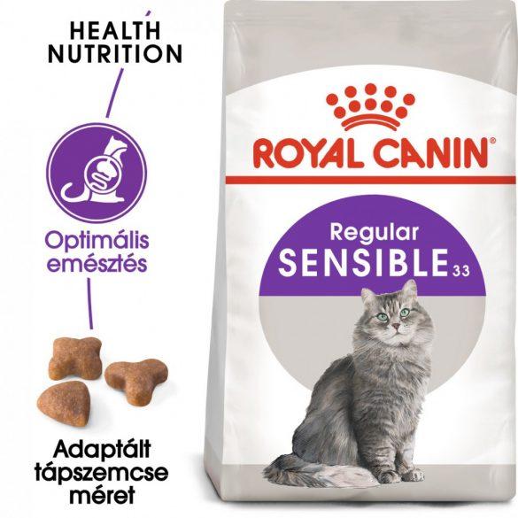 ROYAL CANIN SENSIBLE 34 10kg Macska száraztáp