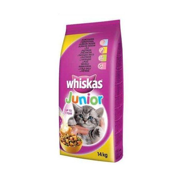 Whiskas 14kg Junior
