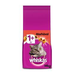 Whiskas 14kg Marha