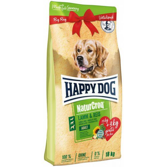 Happy Dog Natur-Croq Bárány 15+3kg
