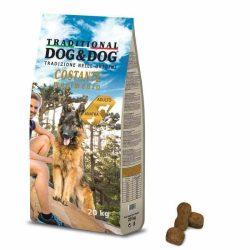 Dog&Dog Kacsa Száraz Kutyatáp 20kg