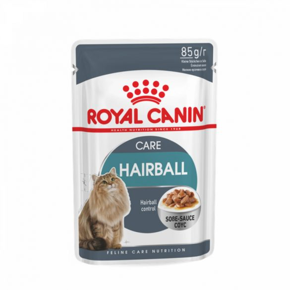 ROYAL CANIN HAIRBALL CARE 12x85g Alutasakos macskaeledel
