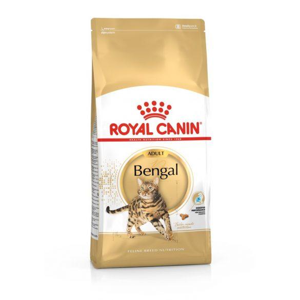 ROYAL CANIN BENGAL ADULT 10kg Macska száraztáp