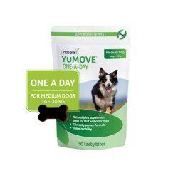 YuMOVE  30 falatka közepes testű kutyáknak 16-30kg-ig