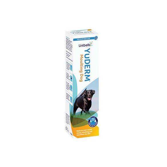 YuDERM Moulting Dog  250ml Szőr és bőrálpolás