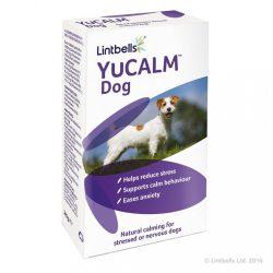 YuCALM 30db  Természetes nyugtatás kutyáknak