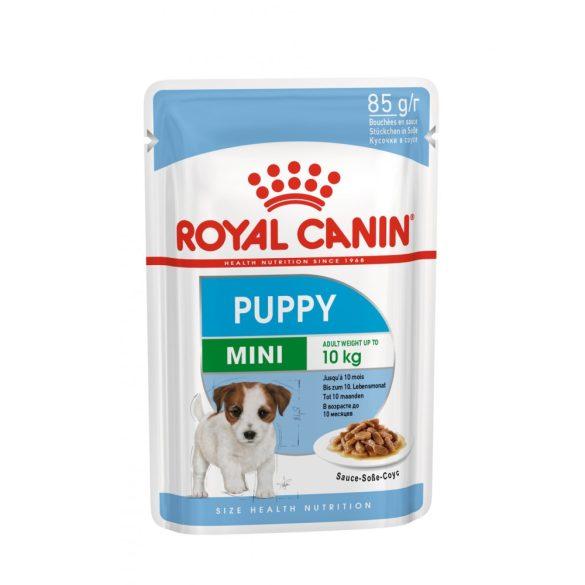 ROYAL CANIN SHN WET MINI PUPPY 12x85g Alutasakos kutyaeledel