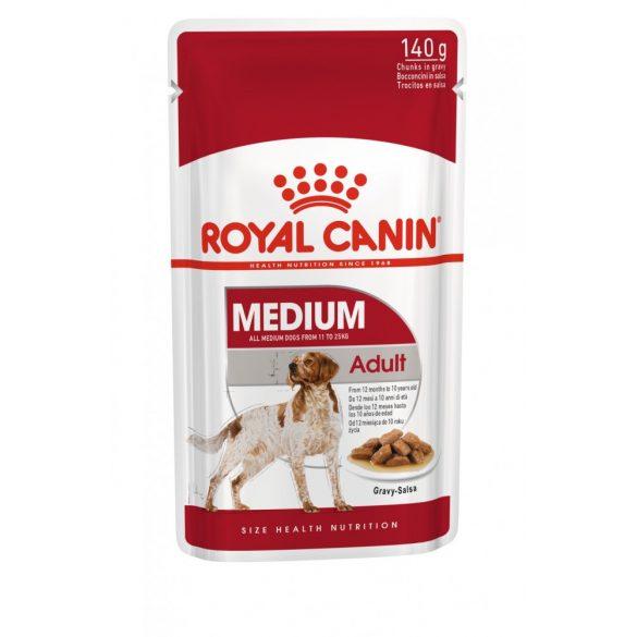 ROYAL CANIN SHN SHN WET MEDIUM ADULT (10*140g) (1,4kg)