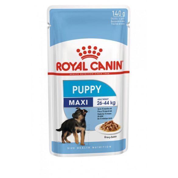 ROYAL CANIN SHN SHN WET MAXI PUPPY (10*140g) (1,4kg)
