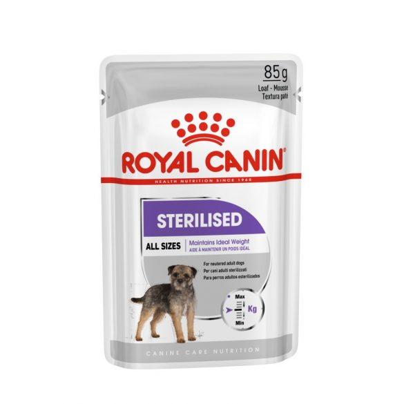 ROYAL CANIN CCN STERILISED (12*85g) (1,02kg)