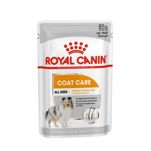 ROYAL CANIN CCN COAT BEAUTY CARE (12*85g) (1,02kg)
