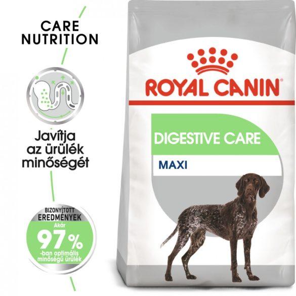 ROYAL CANIN MAXI DIGESTIVE CARE 10kg Száraz kutyatáp