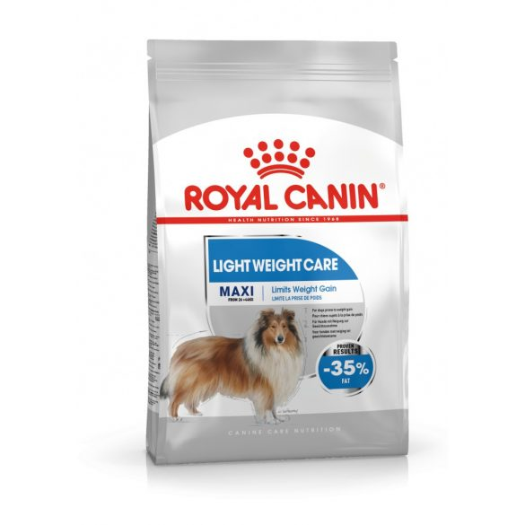 ROYAL CANIN CCN MAXI LIGHT WEIGHT CARE (10kg)