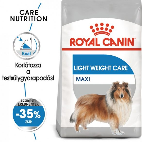 ROYAL CANIN MAXI LIGHT WEIGHT CARE 10kg Száraz kutyatáp