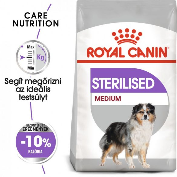 ROYAL CANIN CCN MEDIUM STERILISED (10kg)