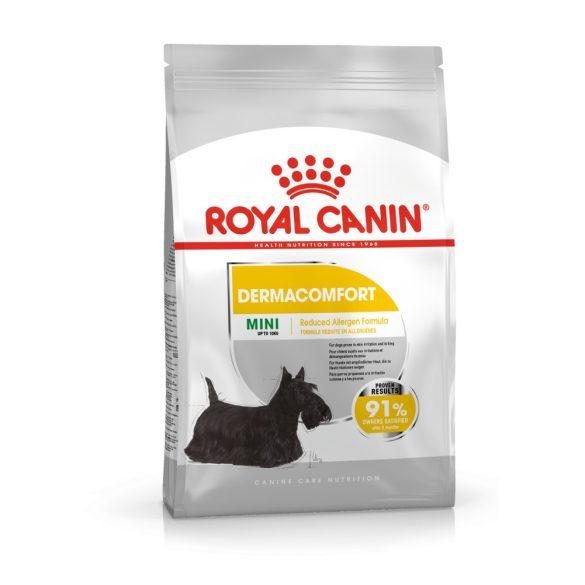 ROYAL CANIN MINI DERMACOMFORT 3kg Száraz kutyatáp