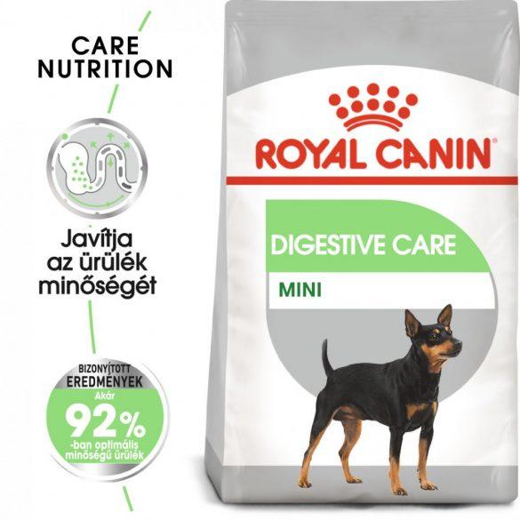 ROYAL CANIN MINI DIGESTIVE CARE 1kg Száraz kutyatáp