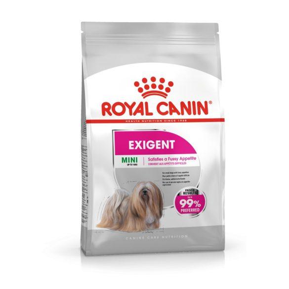 ROYAL CANIN MINI EXIGENT 1kg Száraz kutyatáp