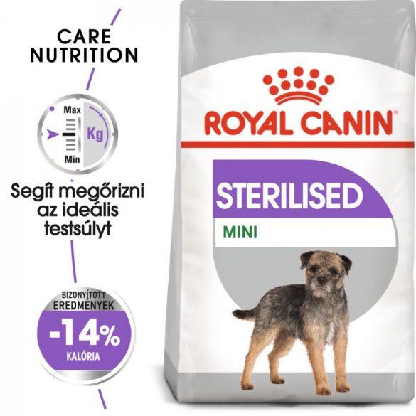 ROYAL CANIN CCN MINI STERILISED (1kg)