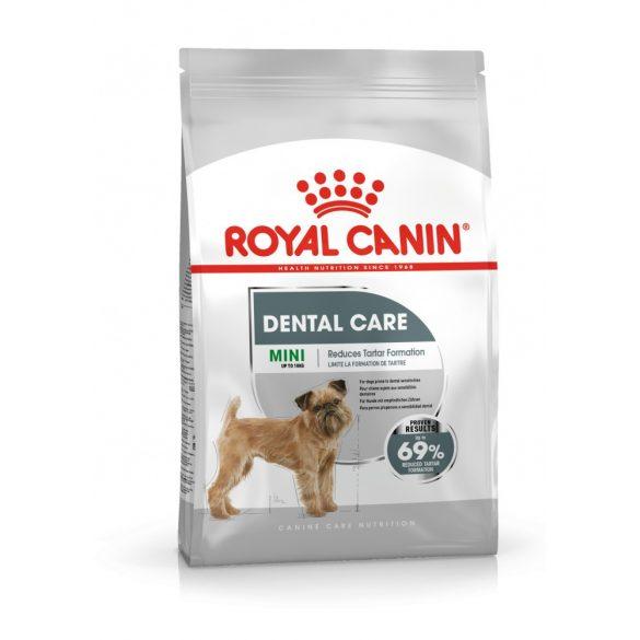 ROYAL CANIN MINI DENTAL CARE 8kg Száraz kutyatáp