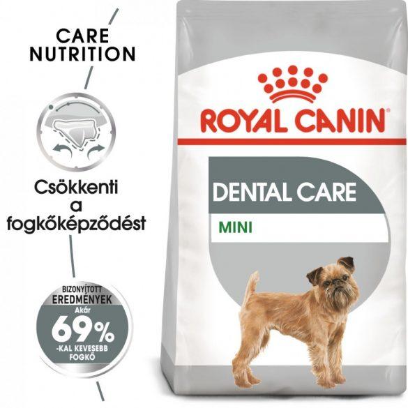 ROYAL CANIN MINI DENTAL CARE 1kg Száraz kutyatáp