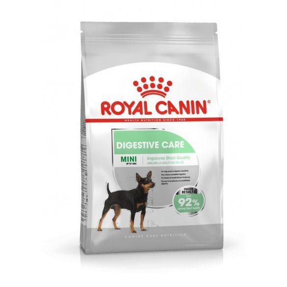 ROYAL CANIN MINI DIGESTIVE CARE 8kg Száraz kutyatáp