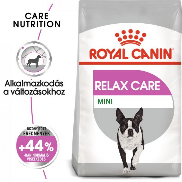 ROYAL CANIN MINI RELAX CARE 8kg Száraz kutyatáp