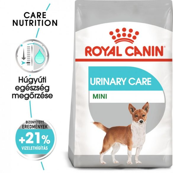 ROYAL CANIN MINI URINARY CARE 8kg Száraz kutyatáp
