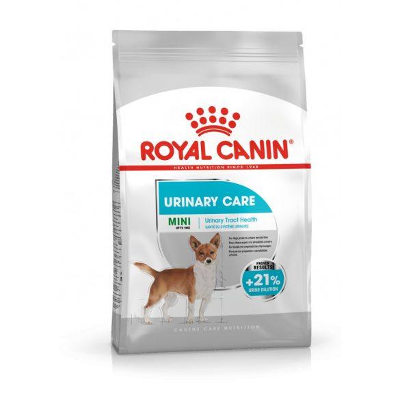 ROYAL CANIN MINI URINARY CARE 1kg Száraz kutyatáp