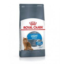 ROYAL CANIN LIGHT WEIGHT CARE 8kg Macska száraztáp