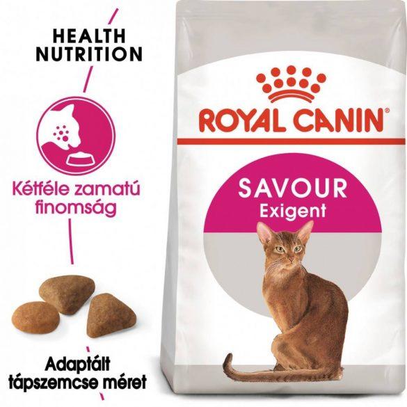 ROYAL CANIN SAVOUR EXIGENT 35/30 10+2kg Macska száraztáp