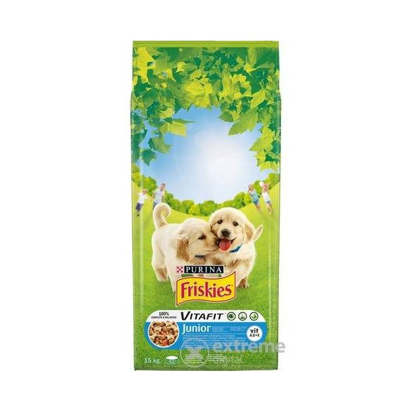 Friskies Junior 15kg