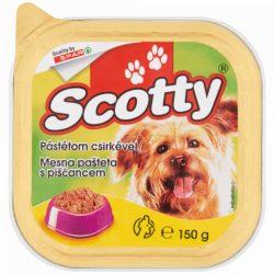 Scotty 150g Alutálca
