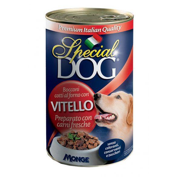 Special Dog 1275g Borjú
