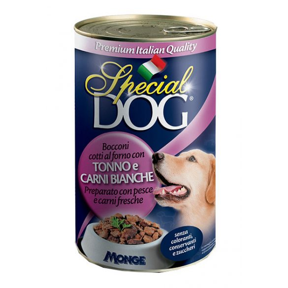 Special Dog 1275g Tonhal