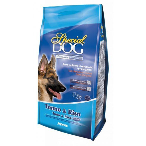 Special Dog 15kg (tonhal&rizs)